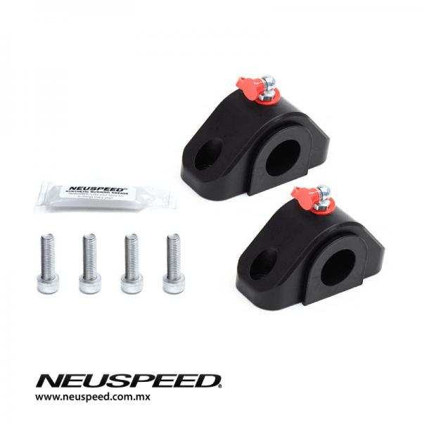 Buje Engrasable Para Barra Estabilizadora Trasera VW / AUDI