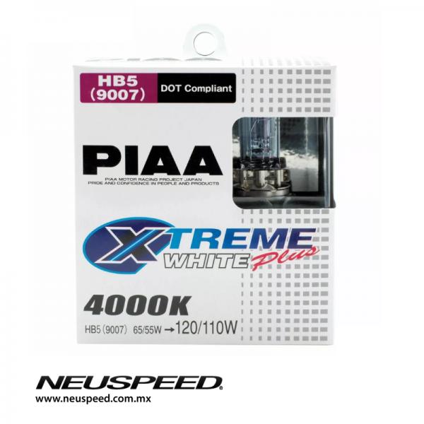 PIAA Par De Focos Hb5 9007 Xtreme White Plus 4000k