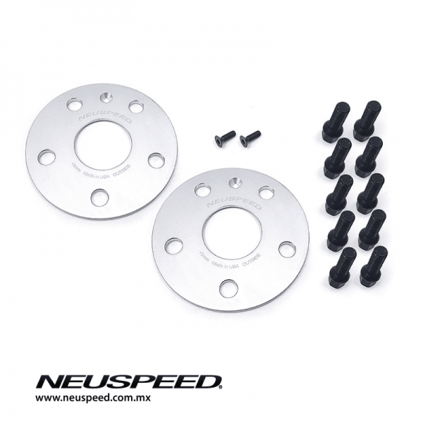 Kit Espaciador de la Rueda Neuspeed 5mm