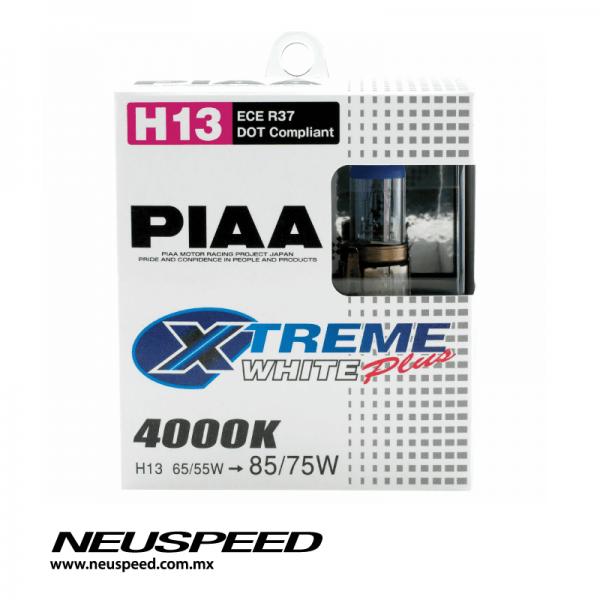 Piaa Par De Focos H13 Xtreme White Plus 4000k
